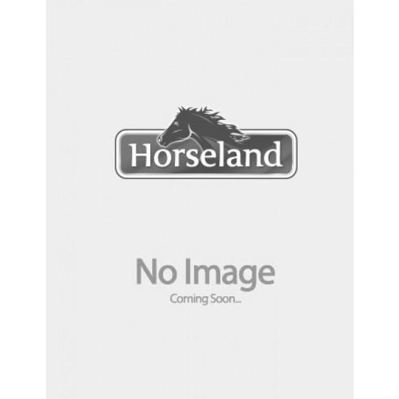 JOULES DREAMA SLIP-ON FLEECE LINED SLIPPERS PORCELAIN HORSES