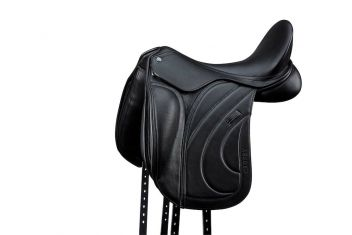 Dressage Adj Knee Block Saddle