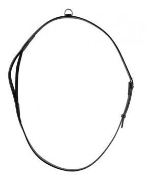 Neck Strap With Attachable D Ring For Mane