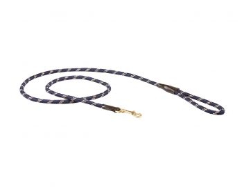Rope Leather Dog Lead