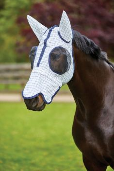 Classic Fly Mask With Removable Nose