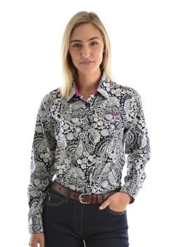 Womens Kelly Long Sleeve Shirt