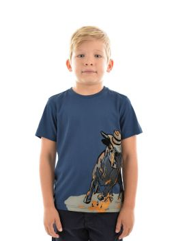 Boys Flock Bull Short Sleeve Tee