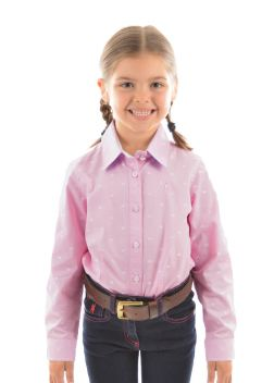 Girls Chloe Long Sleeve Shirt
