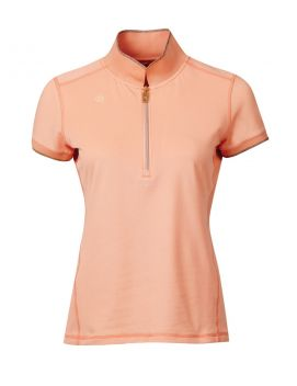 Mara Technical 1/4 Zip Short Sleeve Training Polo