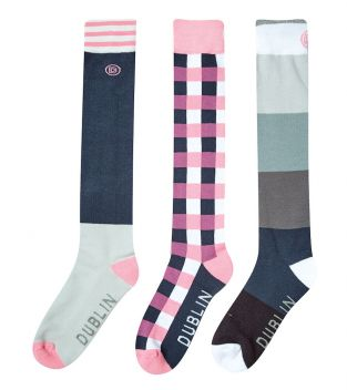 Country Boot 3 Pack Socks