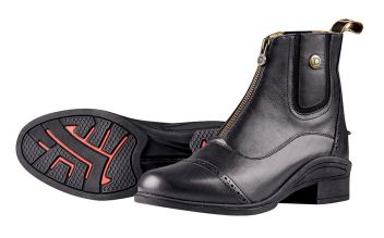 Rapture Zip Paddock Boots Ladies