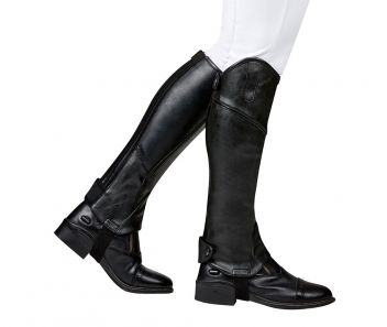 Stretch Fit Padded Half Chaps