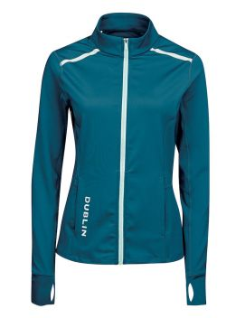 Kendra Full Zip Tech Training Jacket