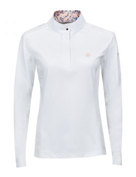 Andy Long Sleeves Competition Printed Inner Collar Shirt