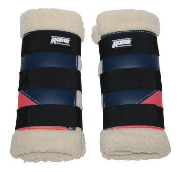 Fleece Exercise Boots
