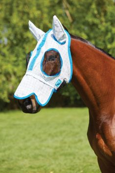 Lite Fly Mask With Removable Nose