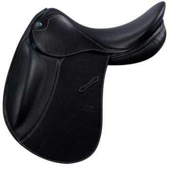Portos Dressage Saddle Black