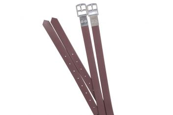 Synthetic Stirrup Straps