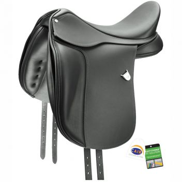 Dressage Saddle With Adjustable Bars & Cair III
