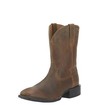 MENS HERITAGE ROPER BOOTS