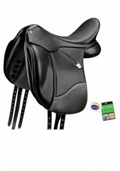 Isabell Saddle With Luxe Leather Adjustable Bar & Cair III