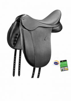 Show + Saddle With Luxe Leather & Cair