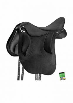 Pro Endurance Saddle With Flexicontourbloc