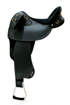 Synthetic Halfbreed Saddle