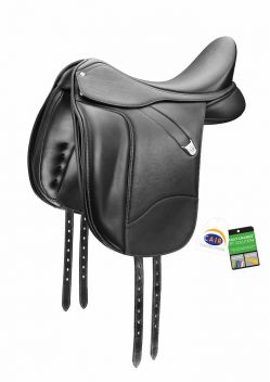 Dressage + Saddle With Adjustable Bars & Cair III