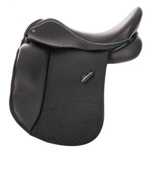 Lynx Twinflap Deluxe Dressage Saddle