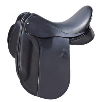 Elegance Deluxe Dressage Saddle
