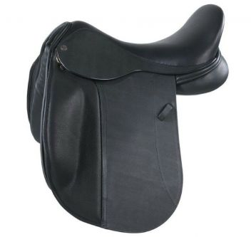 Pirouette Deluxe Dressage Saddle