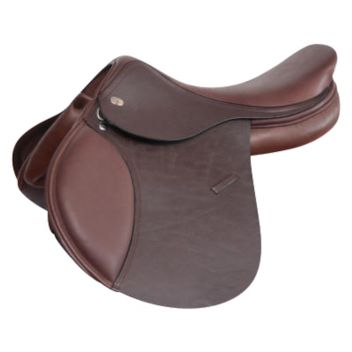 Platinum X Jump Saddle