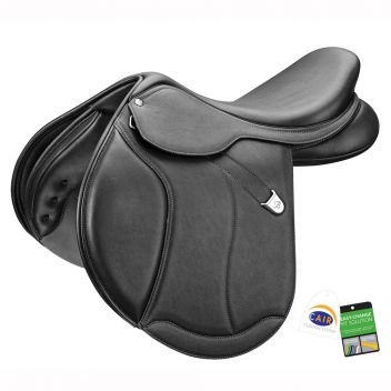 Caprilli Close Contact+ With Luxe Leather Rear Flexibloc & Cair