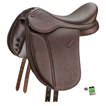 Pony Show+ Cair Long Flap W Luxe Leather