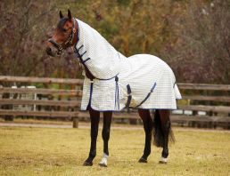Summer Sheet Detach-A-Neck With Freestyle Tail