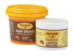 Hoof Grease & Leather Dressing Pack