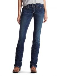 Womens Real Straight Icon Jean