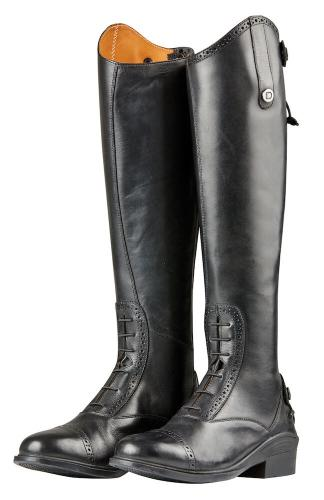 Dublin Galtymore Field Boots Ladies Long Riding Leather Upper Shock Absorbing