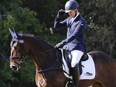 Tips to Improve your Dressage Score