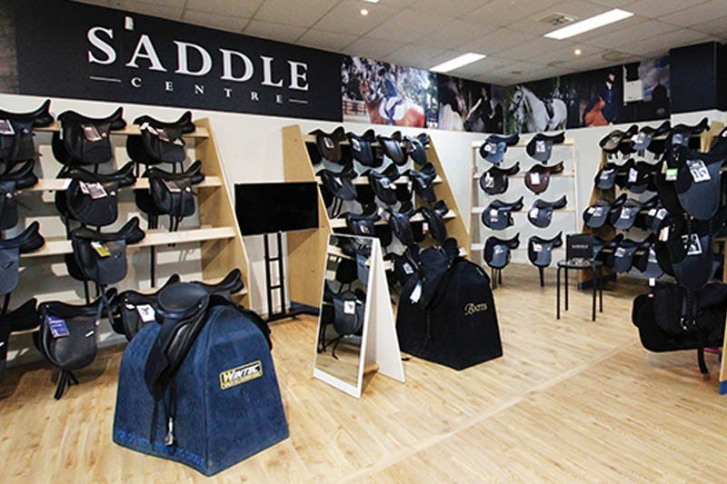 FIND YOUR LOCAL SADDLE CENTER STORE